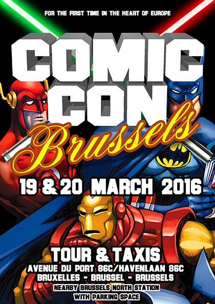 Comicconbrussels flyer 1
